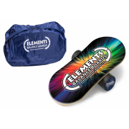 Комплект, баланс борд Elements Eight и сумка Elements balance boards